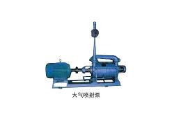 双级水环泵
