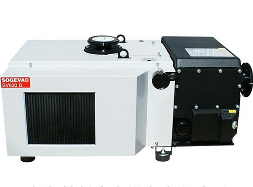 真空泵维修 Leybold SV630B 旋片泵维修